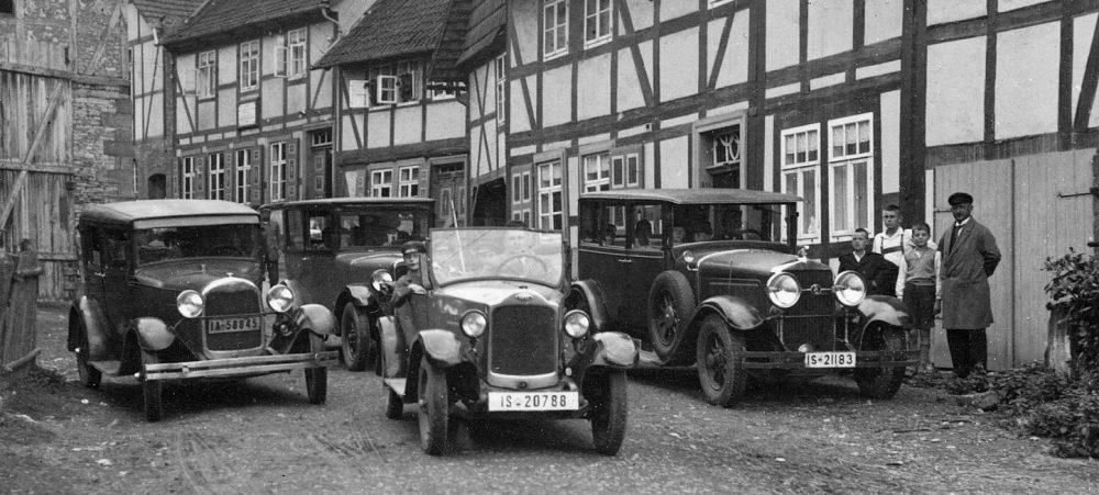 Vorkriegs-Klassiker-Rundschau